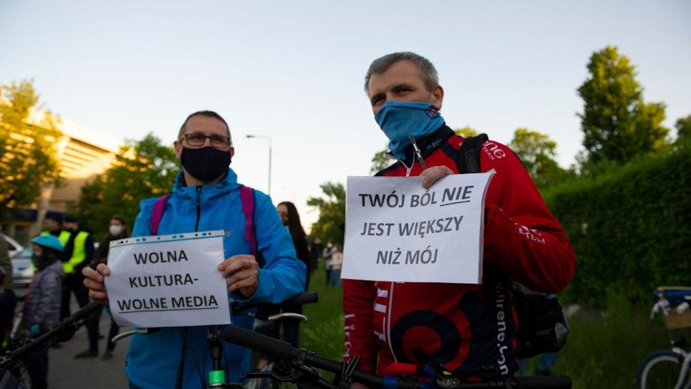 Poland censorship