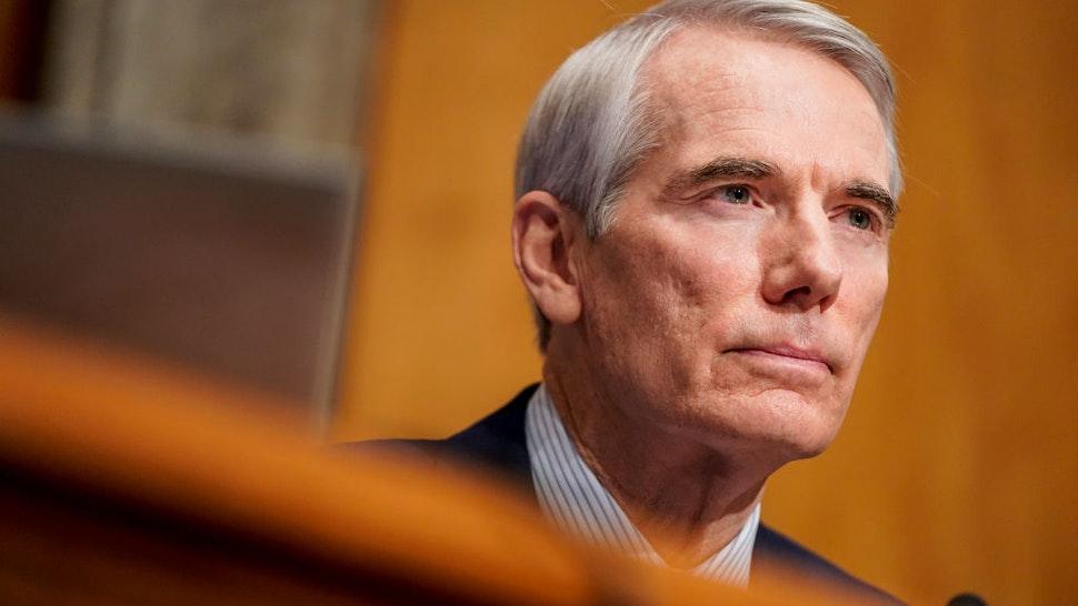 Homeland Security Secretary Nominee Alejandro Mayorkas Testifies At Senate Hearing