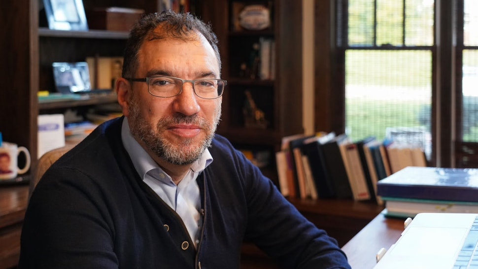 Andy Slavitt, a former health official in the Obama administration, in his home in Edina, MN, September 17, 2020.