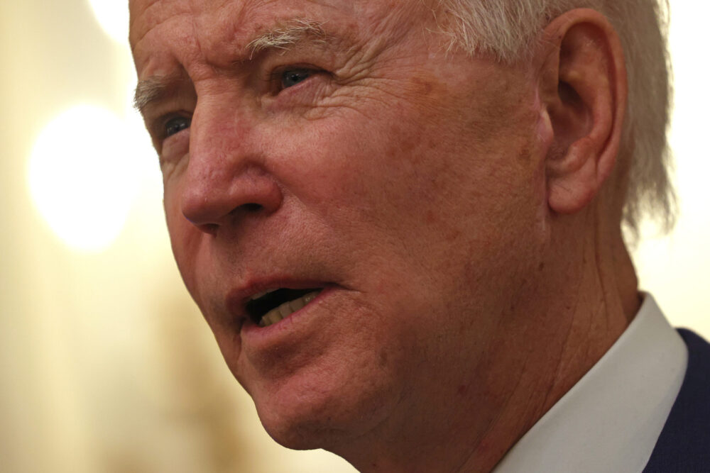 Biden Launches Commission On 'Supreme Court Reform'