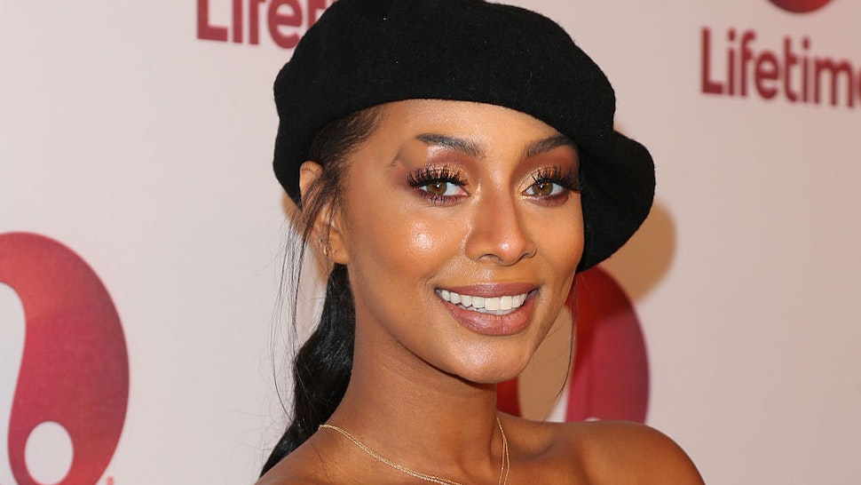 """Actress / Singer Keri Hilson attends the screening of """"Love By The 10th Date"""" at The London West Hollywood at Beverly Hills on January 23, 2017 in West Hollywood, California."""