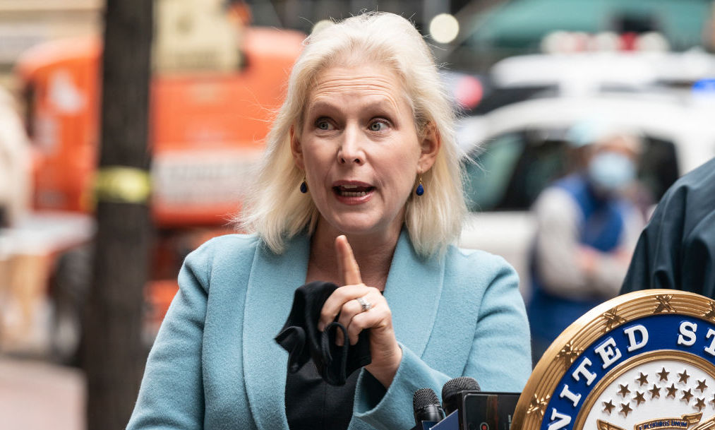 Gillibrand: Schumer Can Bring Country Together, May Be Best American Alive 'To Get Things Done' In Congress