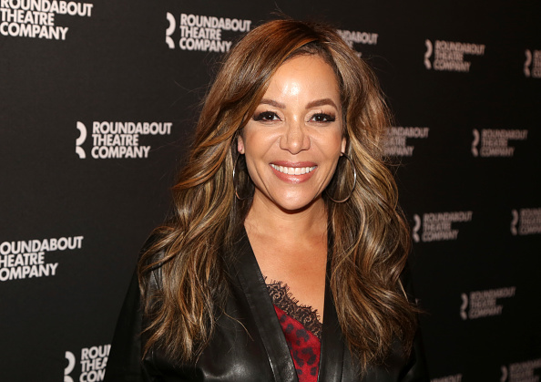 'The View' Co-Host Sunny Hostin: Republicans Are The Party Of Qanon, 'Extremists'