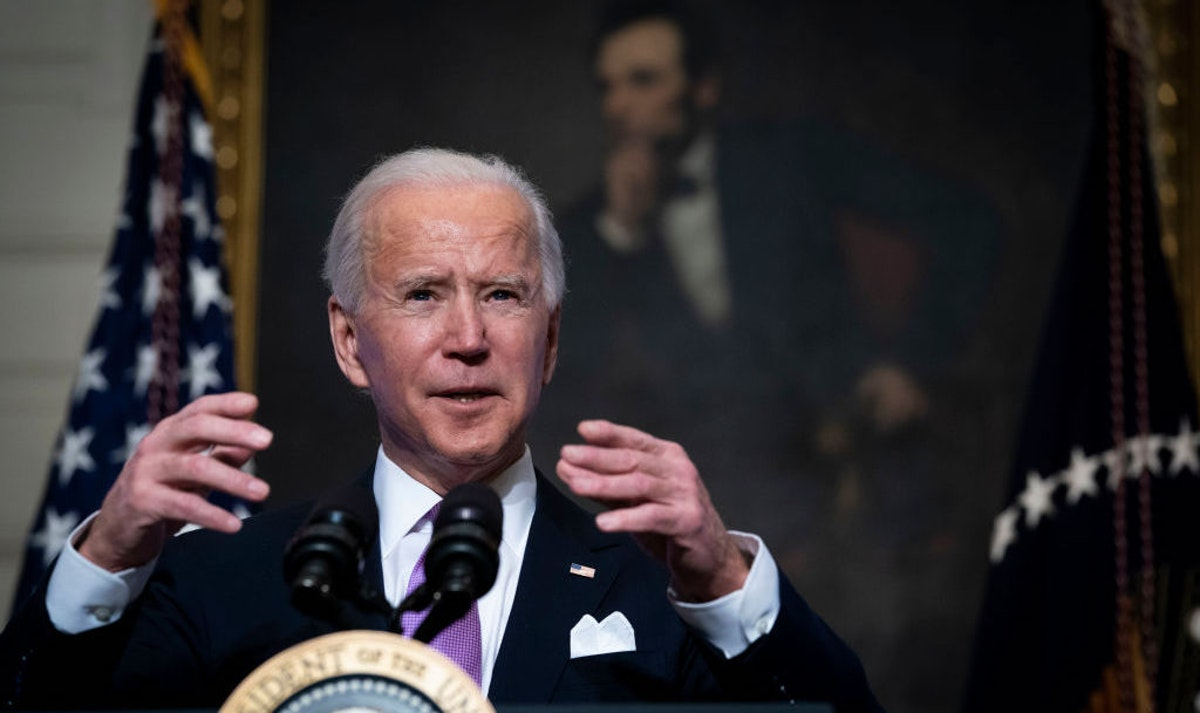 Biden Continues Fossil Fuel Crackdown, Plans To Suspend New Oil Drilling Permits On Federal Land, Report Says