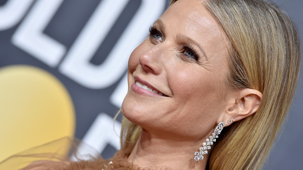 BEVERLY HILLS, CALIFORNIA - JANUARY 05: Gwyneth Paltrow attends the 77th Annual Golden Globe Awards at The Beverly Hilton Hotel on January 05, 2020 in Beverly Hills, California.