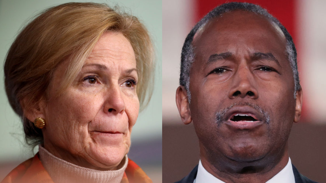 Birx Suggests Trump Secretly Fed Covid Data. Carson: I Never Saw That, People 'Finding Ways To Stir Up The Problems'