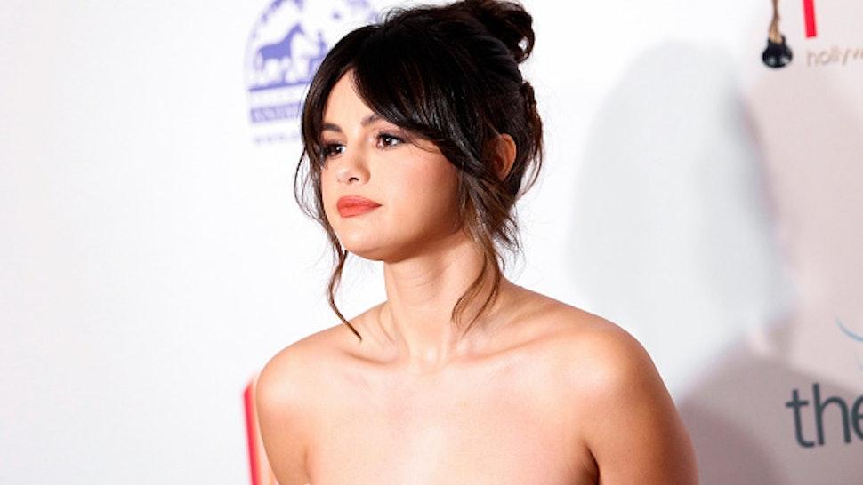 LOS ANGELES, CALIFORNIA - FEBRUARY 06: Selena Gomez attends the 2020 Hollywood Beauty Awards at The Taglyan Complex on February 06, 2020 in Los Angeles, California.