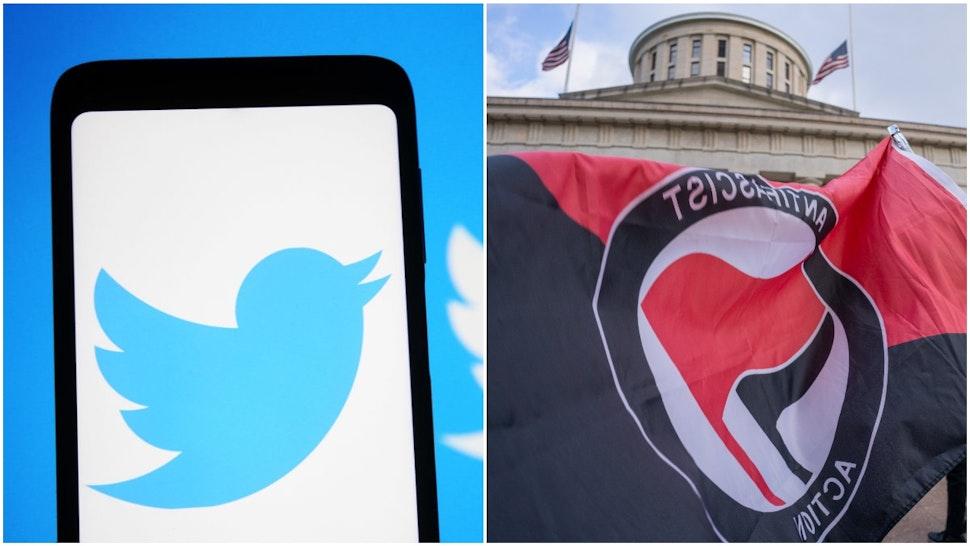 Twitter antifa