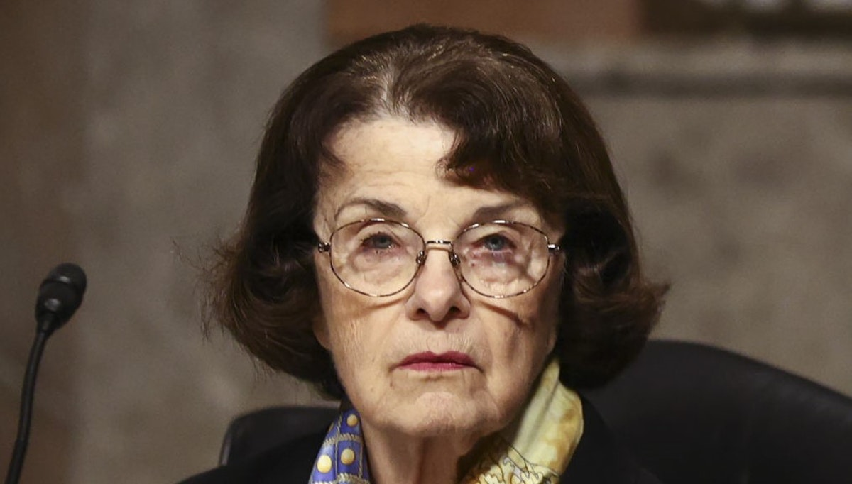 Feinstein, 87, Files Paperwork For Possible Re-Election; Gets Scolded On Social Media