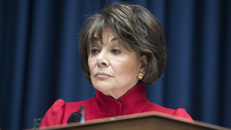 UNITED STATES - MARCH 27: Chairwoman Anna Eshoo, D-Calif., conducts a House Energy and Commerce Subcommittee on Health markup in Rayburn Building on Wednesday, March 27, 2019.
