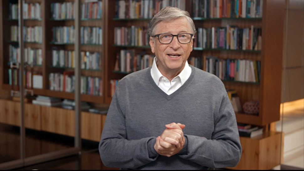 UNSPECIFIED - JUNE 24: In this screengrab, Bill Gates speaks during All In WA: A Concert For COVID-19 Relief on June 24, 2020 in Washington. (