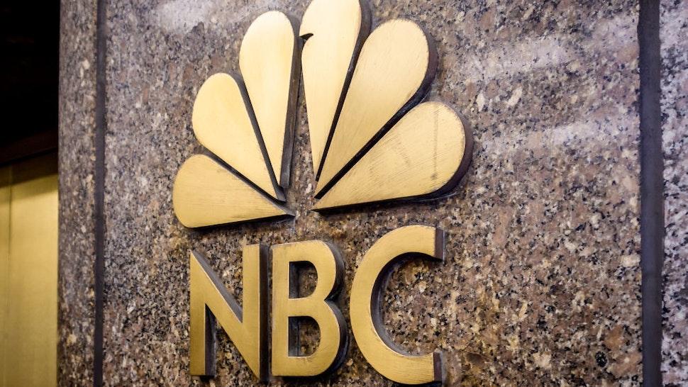 MANHATTAN, NEW YORK, UNITED STATES - 2019/10/23: NBC Headquarters in New York City. (Photo by Erik McGregor/LightRocket via Getty Images)