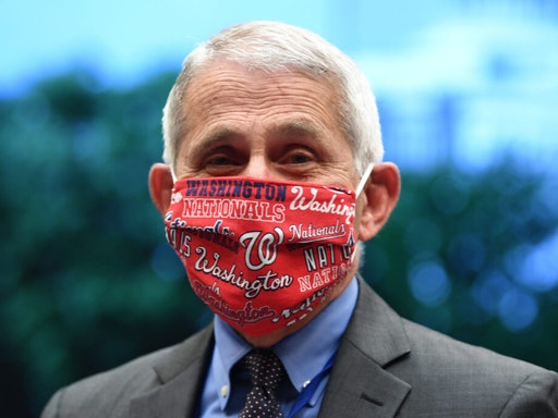 The 5 Different Mask Policies Held By Dr. Fauci In 11 Months