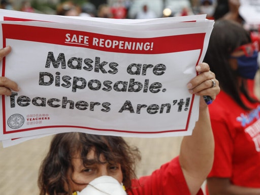 Five Cities Where Teachers Unions Are Keeping Schools Shut Down