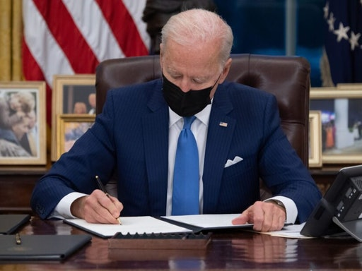 Biden Has Now Signed 52 Executive Orders And Actions In First 20 Days In Office
