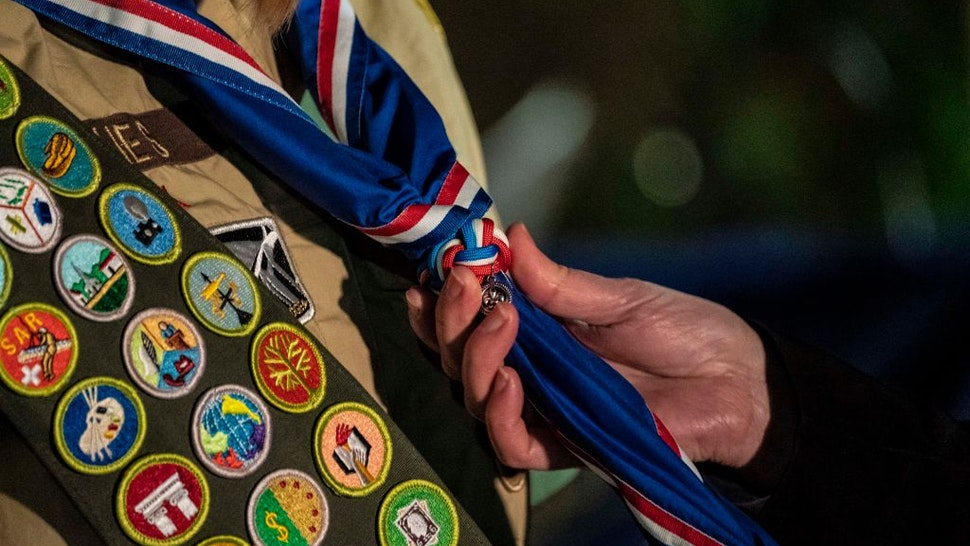 Inaugural Class Off Female Eagle Scouts Recognized By Boy Scouts Of America