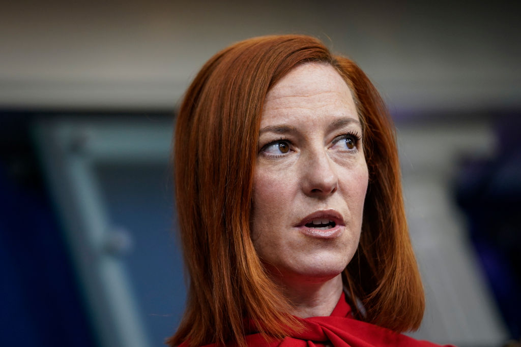 Hidin' Biden? Reporters Ask Jen Psaki When Biden Will Hold Solo Presser, Note Trump, Obama Did