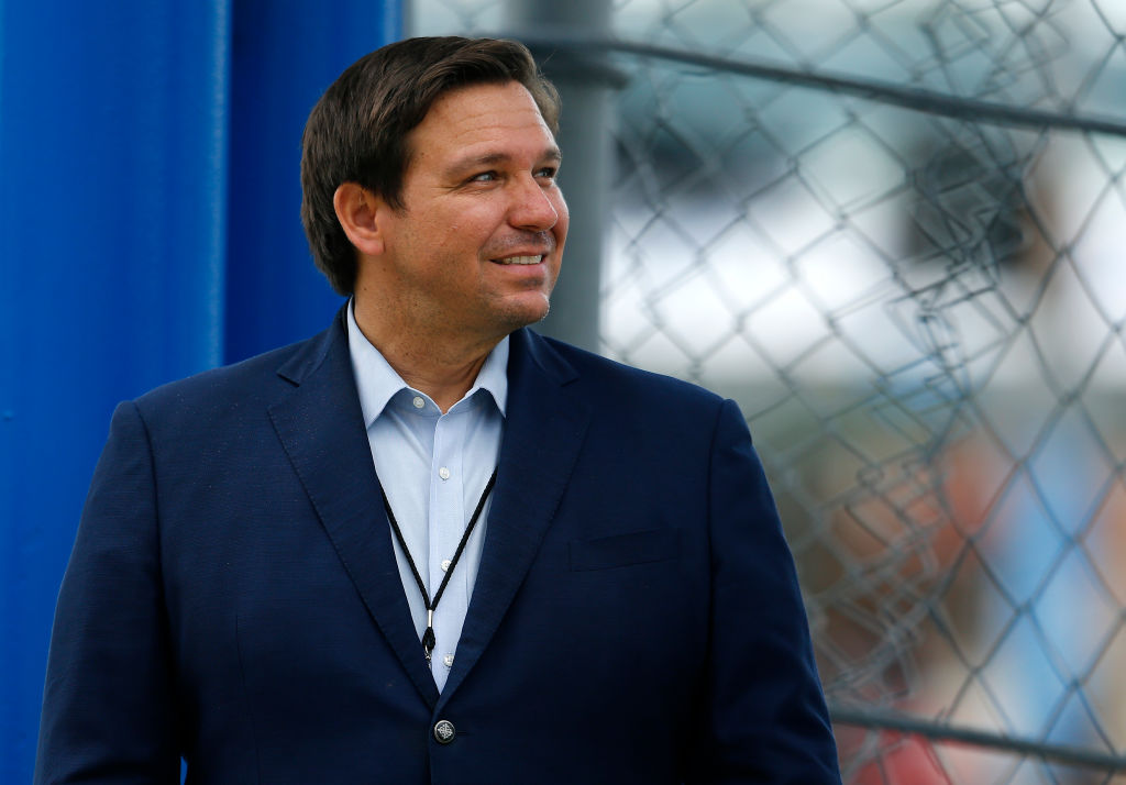 The Media's Coverage Of Ron DeSantis Shows They Fear Him In 2024