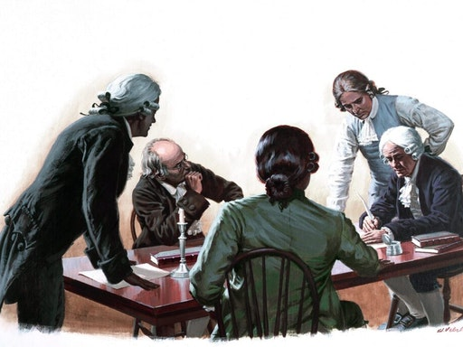 The Founding Fathers: 6 Prophetic Warnings That Are Coming True