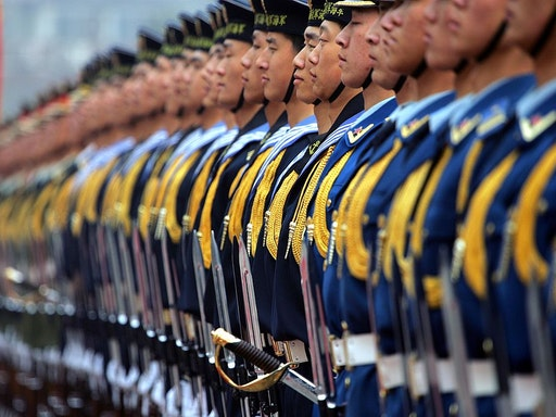 Human Experimentation And Gene-Editing: Inside China's Race To Create Genetically Modified Soldiers