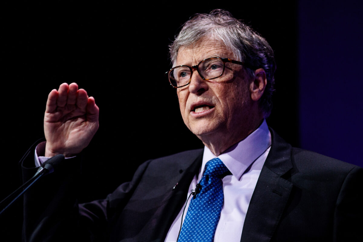 The Political Activism And Influence of Bill Gates