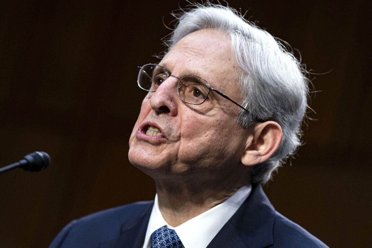 AG Merrick Garland Says Feds Will Review Election Audits, AZ GOP Fires Back