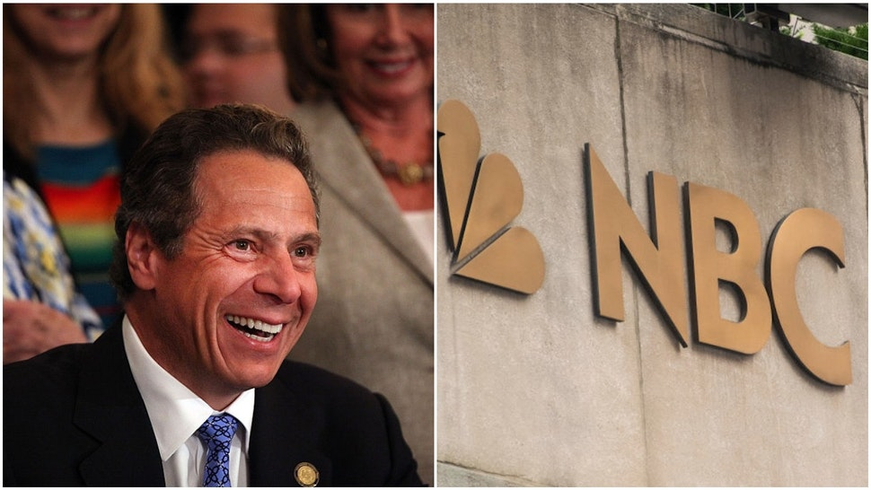 Can't blame Cuomo? NBC censors grieving woman whose mother died of COVID