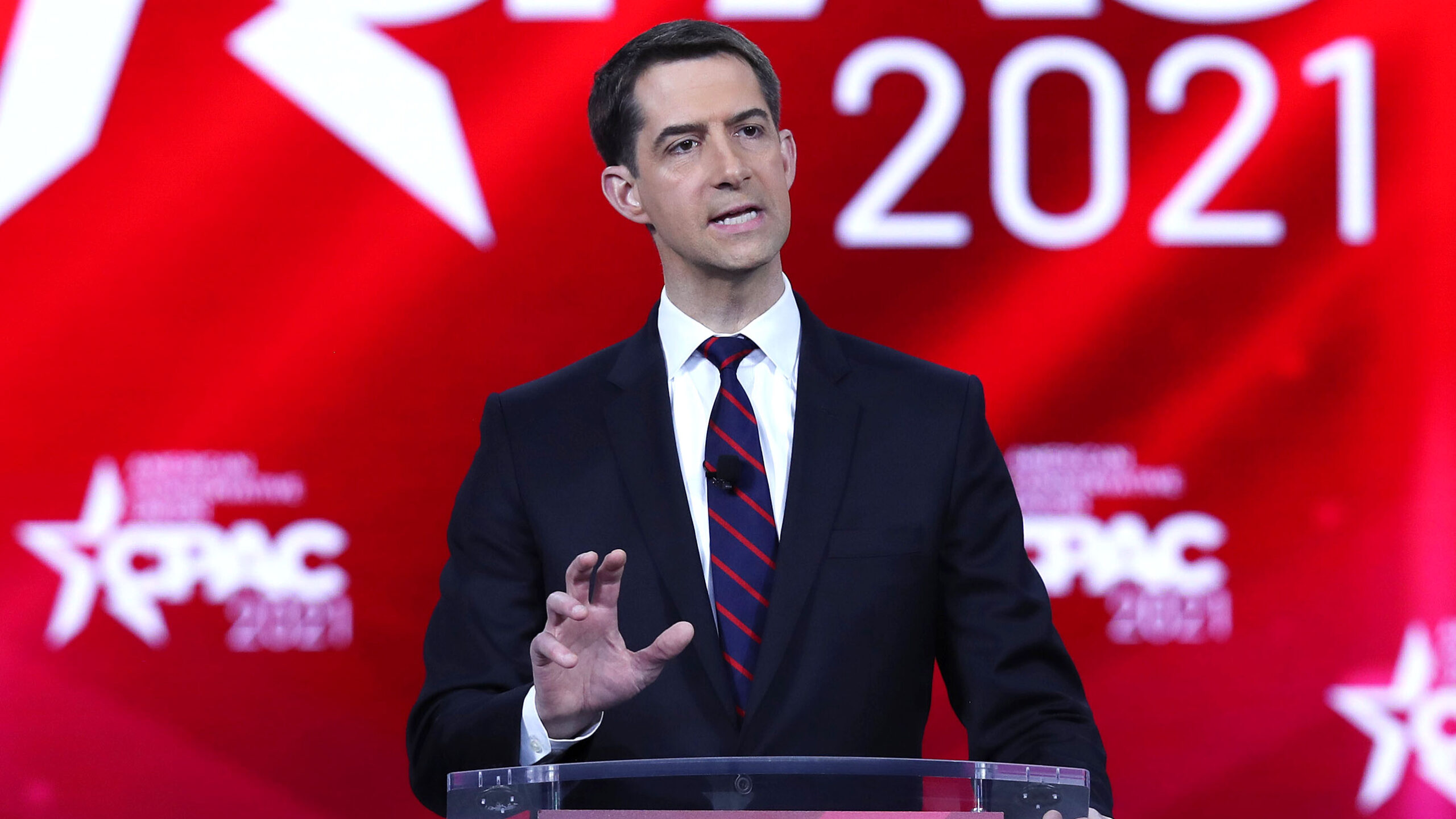 Tom Cotton On Why Democrats 'Hate America': They Forgot What Reagan Said In His Farewell Address
