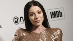 Actress Michelle Trachtenberg attends the 28th Annual Elton John AIDS Foundation Academy Awards Viewing Party on February 9, 2020 in West hollywood, california.