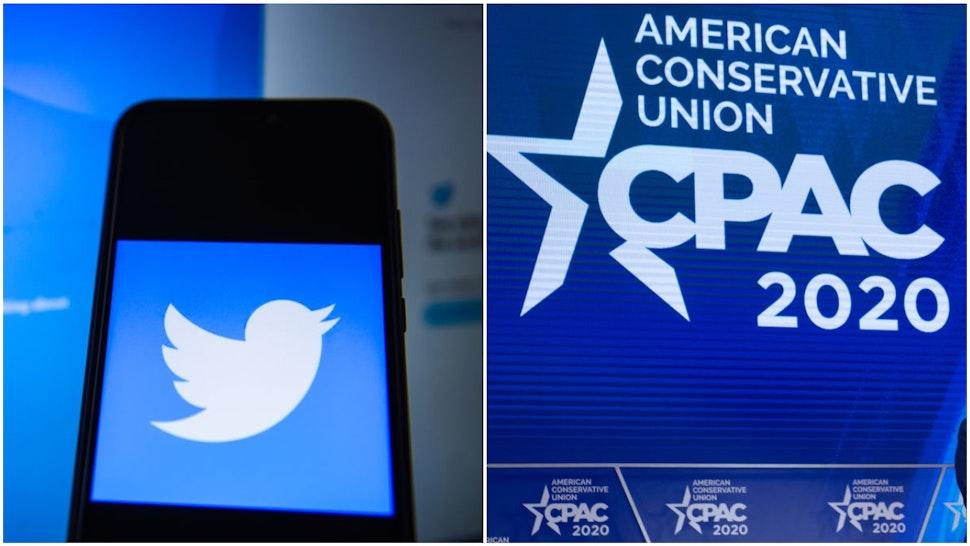 Twitter CPAC