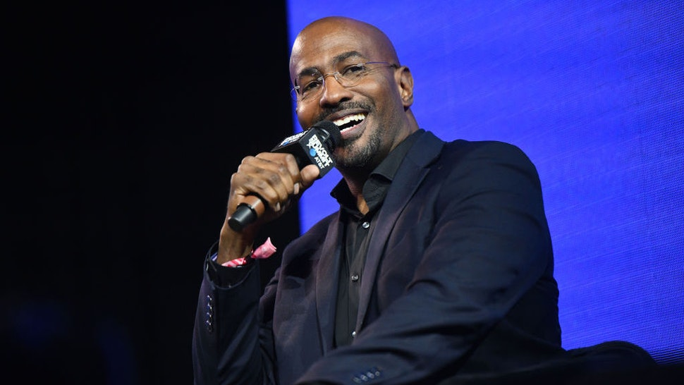 LOS ANGELES, CALIFORNIA - OCTOBER 25: Van Jones attends the REVOLT & AT&T Summit on October 25, 2019 in Los Angeles, California. (Photo by Scott Dudelson/Getty Images)