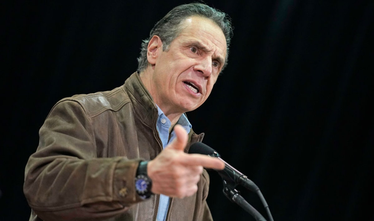 'You Gotta Wear Heels': Staffers Describe 'The Cuomo Way' Of Working For NY's Governor