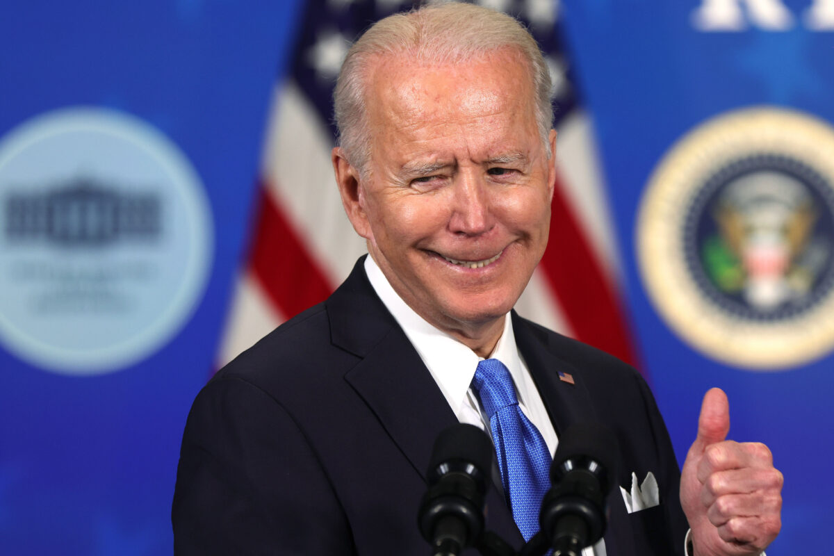 Biden Administration Decides Sex Is Non-Biological In New HHS Announcement