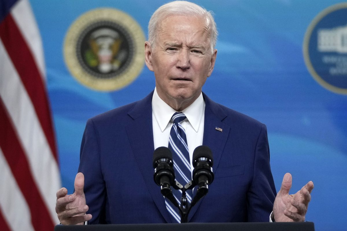 Australian Journalist: Biden Making World 'More Dangerous,' Destroying Military With 'Wokesters'