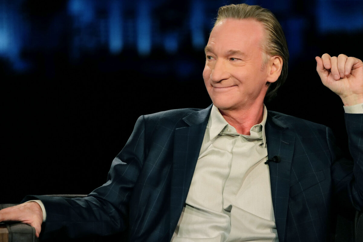 Bill Maher On The Push For Equity Instead Of Equality: 'That's A Stupid World I Don't Want To Live In'