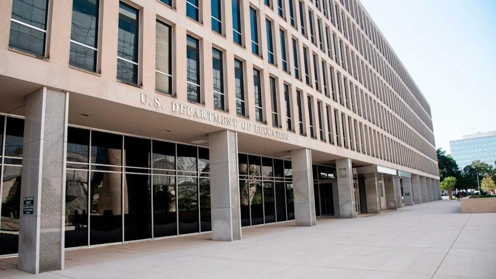 Department of Education building, Washington, D.C..