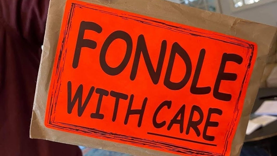 Fondle with Care