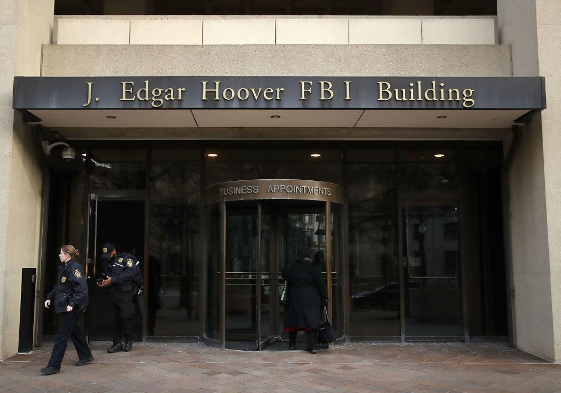 The FBI Is Now Mainly A Weapon Against Republicans
