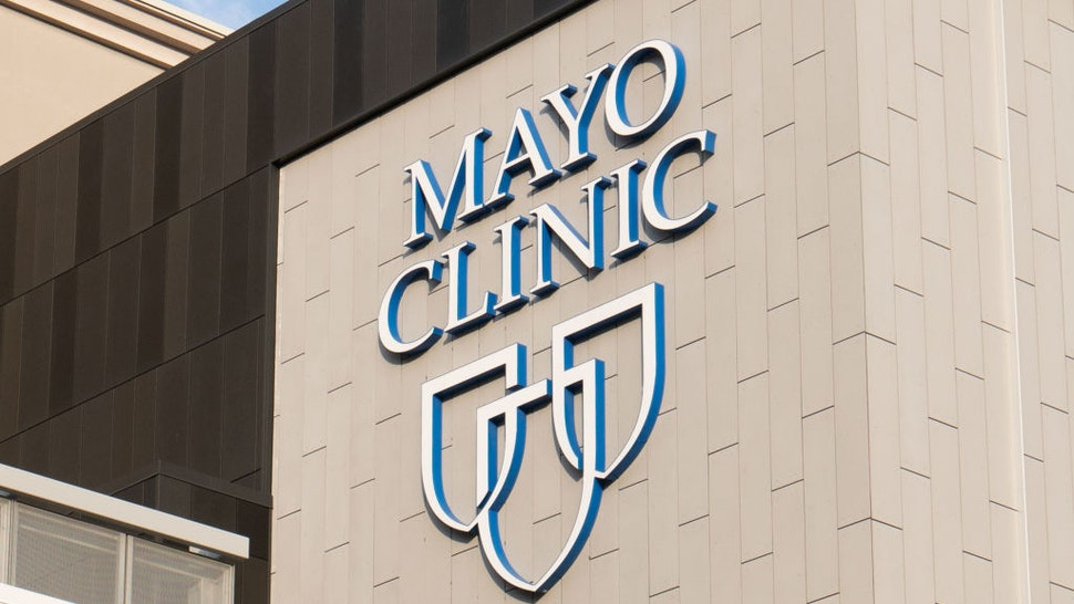 MINNEAPOLIS, MN - SEPTEMBER 05: General views of the Mayo Clinic Sports Medicine building on September 05, 2020 in Minneapolis, Minnesota.