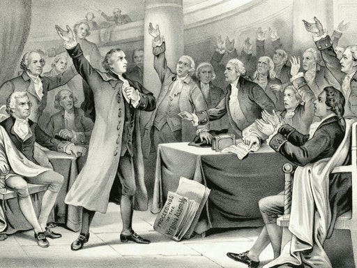 Why The Founding Fathers Guaranteed The Right To Bear Arms, In Their Own Words
