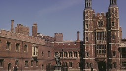A view of Eton College, Eton, Berkshire, June 1962. (Photo by Archive Photos/Getty Images)
