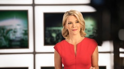 """NBC News - Sunday Night With Megyn Kelly - Pictured: Megyn Kelly, Anchor, ?Sunday Night with Megyn Kelly"""" -- (Photo by: Brian Doben/NBC News/NBCU Photo Bank/NBCUniversal via Getty Images)"""