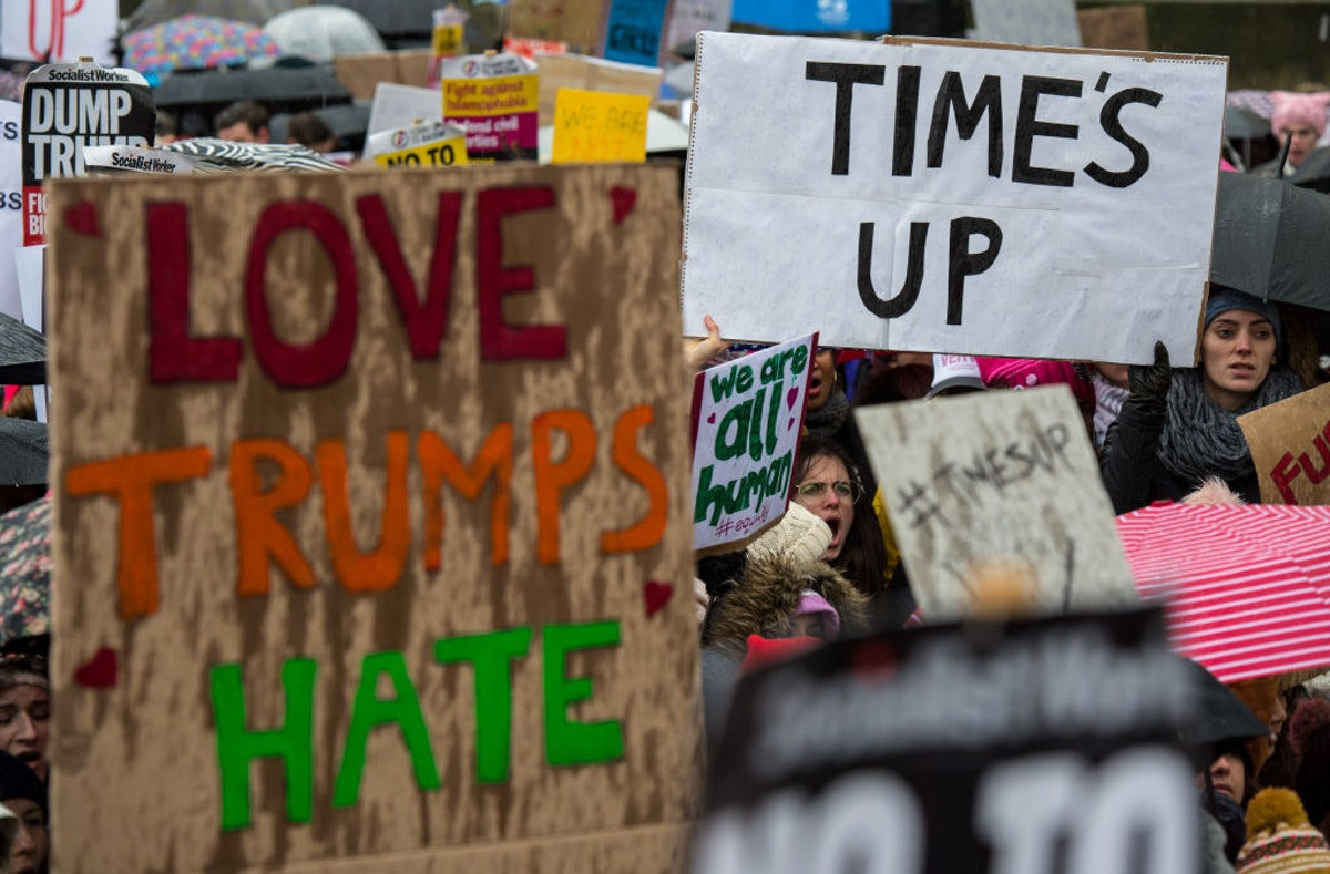 Time's Up Spent $2.4 Million on Compensation in 2019, Made Only One $19k Grant