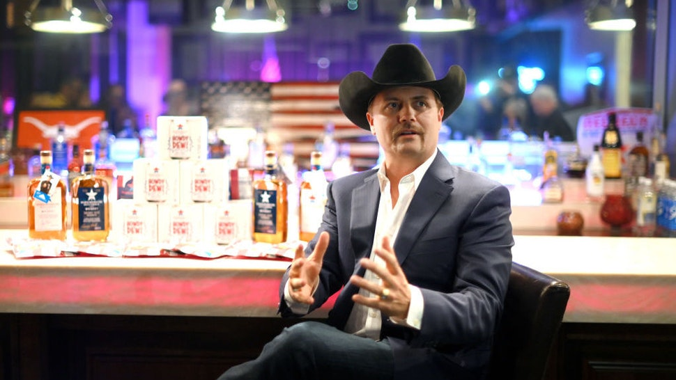 NASHVILLE, TENNESSEE - JANUARY 11: John Rich of Big & Rich attends the Redneck Riviera Whiskey 2nd Anniversary celebration at Mount Richmore on January 11, 2020 in Nashville, Tennessee. (Photo by Jason Kempin/Getty Images)