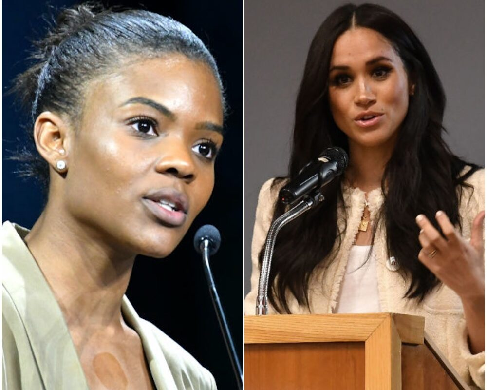 'Meghan Will Want Us To Believe That She Is A Wounded Bird': Candace Owens Slams Markle/Winfrey Interview