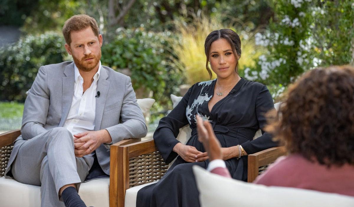 Prince Harry, Meghan Markle Admit To Falsehood In Oprah Interview