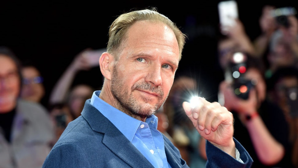 MUNICH, GERMANY - JULY 01: Ralph Fiennes at the CineMerit Gala for Ralph Fiennes during the Munich Film Festival at Gasteig on July 01, 2019 in Munich, Germany. British actor and director Ralph Fiennes is awarded the CineMerit prize for his great contribution to the international film industry. (Photo by Hannes Magerstaedt/Getty Images)