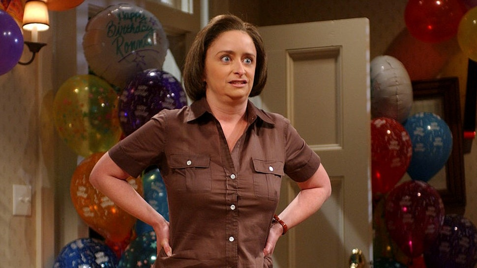 """SATURDAY NIGHT LIVE -- Episode 1 -- Aired 10/02/2004 -- Pictured: Rachel Dratch as Debbie Downer during """"Debbie Downer"""" skit (Photo by"""