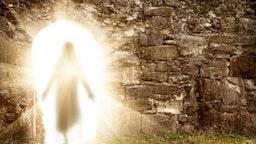 Easter. Resurrection - stock photo.