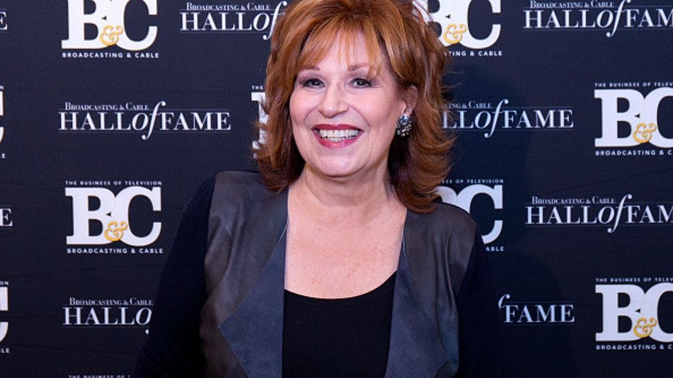 NEW YORK, NY - OCTOBER 16: Joy Behar attends the 2017 Broadcasting & Cable Hall Of Fame 27th Anniversary Gala at Grand Hyatt New York on October 16, 2017 in New York City.